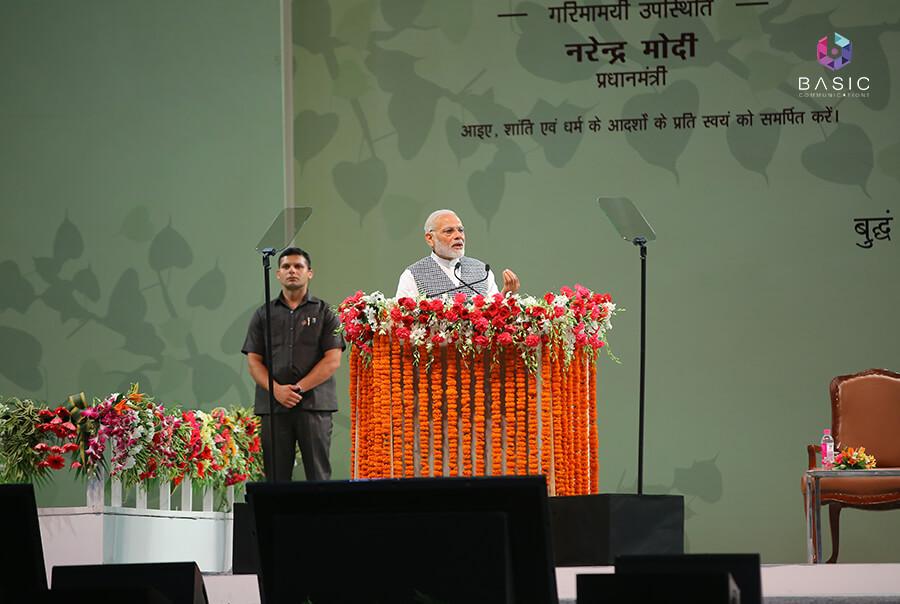 PM Narendra Modi inaugurates Buddha Jayanti Event 2018