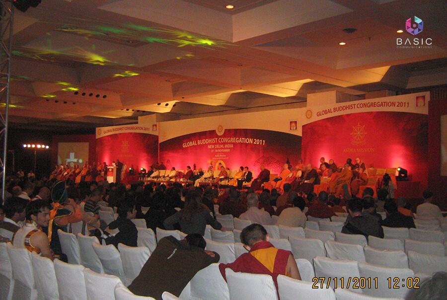 Blobal Buddhist Congregation 2011