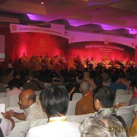 Global Buddhist Congregation 2011