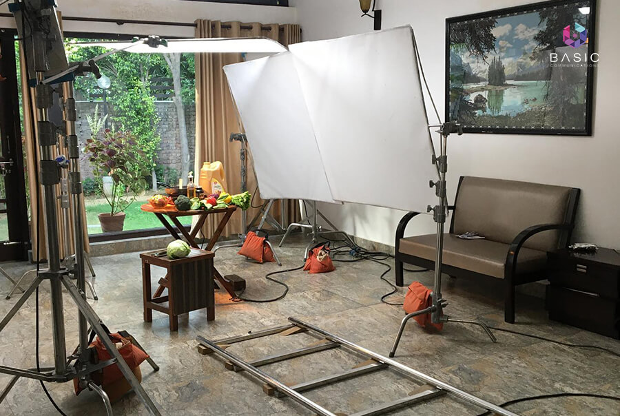 Dil Ki Beat-Dhara Cooking Oils TVC Shoot by basic communications