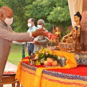 01-Ashadha-Purnima-Dhamma-Chakra-Parvattana-Event-in-Rashtrapati-Bhavan